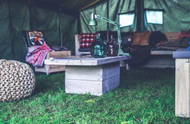 vacances familiales en camping