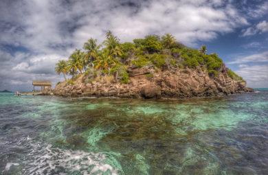 des paysages au bahamas