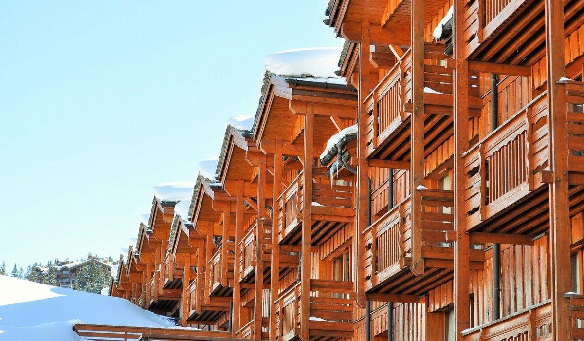 appartement à la montagne